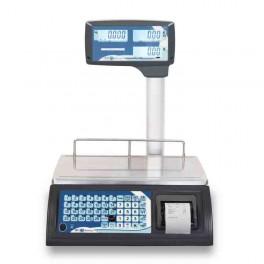 RTI 6-15 Kg. /  2-5 gr. Básica con Impresora y columna