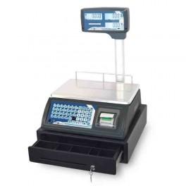 RTI 6-15 Kg. /  2-5 gr. Básica con Impresora, Columna y Cajón de dinero
