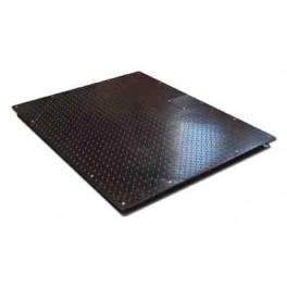 Plataforma BVS 1500 Kg. / 500 gr. medidas: 2000x1500 mm. con Visor BV500