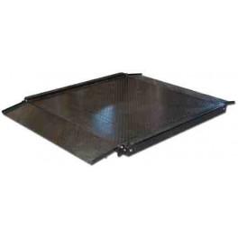 Plataforma BVL 1500 Kg. / 500 gr. medidas: 1200x1200 mm. con Visor BR16