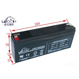 Accessories: Battery for the Series CT100