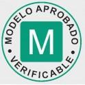 Verificación CE para Defender3000 (M Verde)