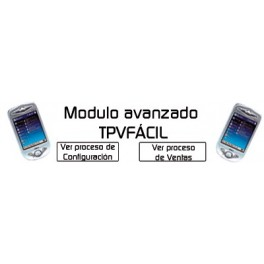 OPCIONAL: Módulo opcional para TPVFACIL AVANZADO. Incluye Telecomanda