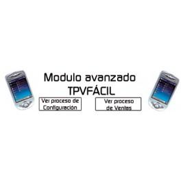 OPCIONAL: Módulo opcional para TPVFACIL. Incluye Telecomanda y RED