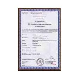Certificado trazabilidad ENAC masas M1 hasta 2 Kg.