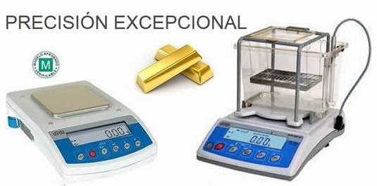 Balanzas de laboratori